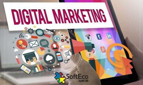 O que é Marketing Digital - Softeco WEB - Agência de Marketing Digital